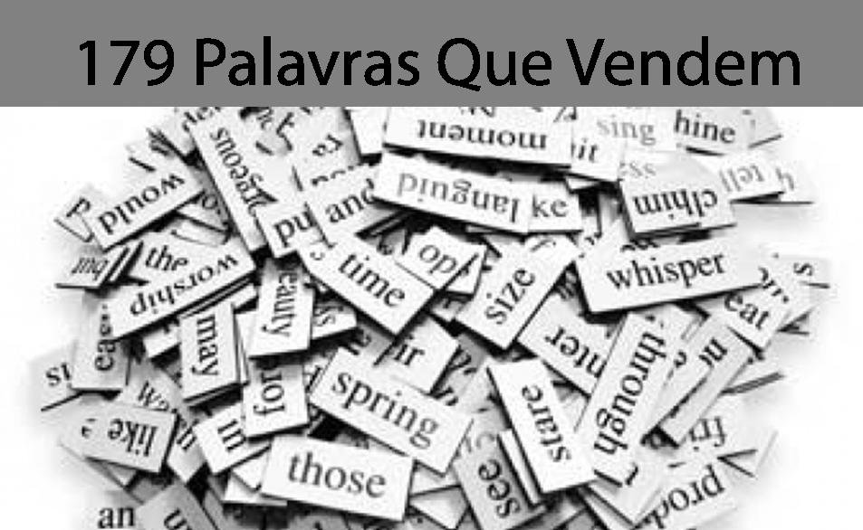 179 palavras que vendem