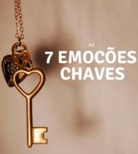 As 7 emoções chaves