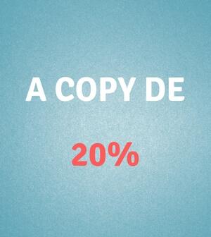 A Copy de 20%